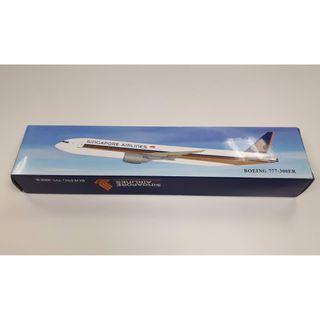 Singapore Airlines Boeing 777-300ER Model plane (1:200) model plane