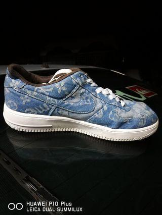Nike LV x supreme af1