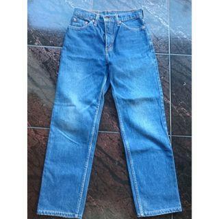 Celana Panjang Jeans Levis 505