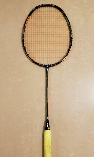 Yonex Duora 10, 3U, 90% New (1 stretch) Badminton Racket 羽毛球拍