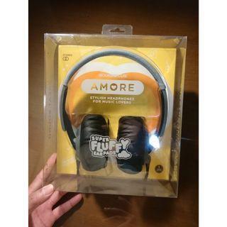 Headset Soundplus Amore Grey