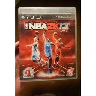 BD PS3 NBA 2K13
