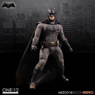 Mezco BvS Batman