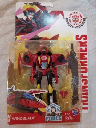 Transformers Robots in Disguise Warrior Class Windblade