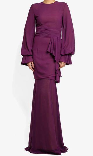 Syomirizwa Gupta Valentina Modern Kurung XL