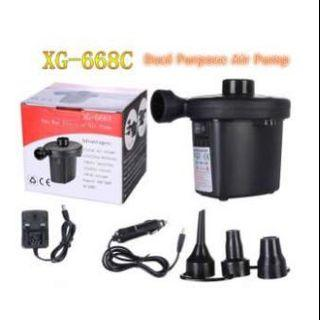 Electric air pump Household air pump Car air pump Small air pump Electric pump 220V -intl