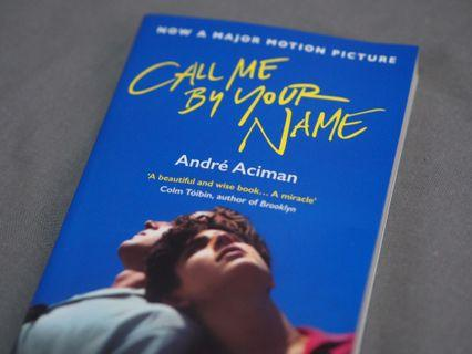 🚚 CALL ME BY YOUR NAME BY ANDRÉ ACIMAN