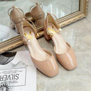 Pearl Ankle Side Heel