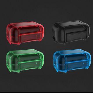 《INSTOCK》KZ ABS Resin Case - Blue/Black/Green/Red