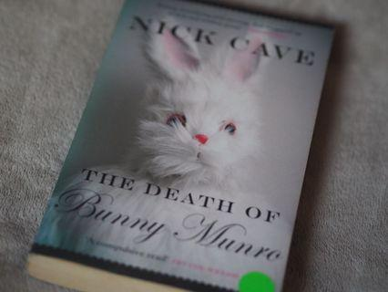 🚚 THE DEATH OF BUNNY MONROE BY NICK CAVE