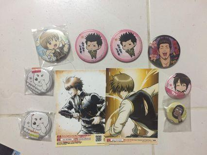 Gintama Official merchandise 银魂正版周边