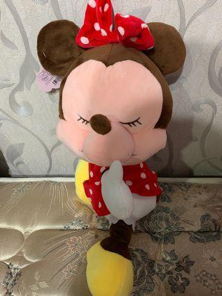 🚚 日本景品米妮含標全新買就送小娃娃💕
