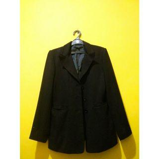 Blazer Women Black