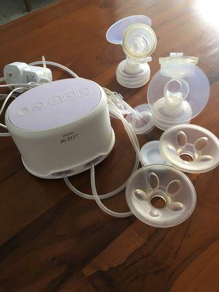 🚚 Philip Avent Dual Breast pump