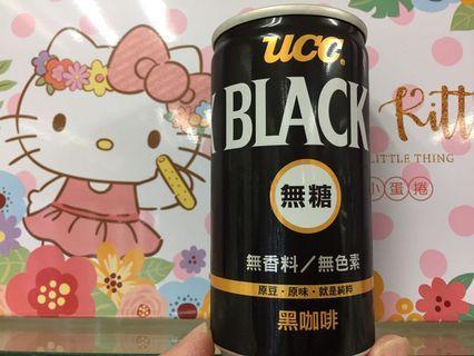 🚚 UCC 無糖 黑咖啡@