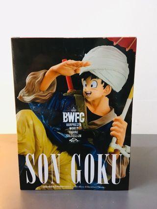 🚚 Banpresto world figure colosseum - Son Goku