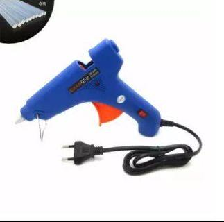 10w glue gun Rope Blue large