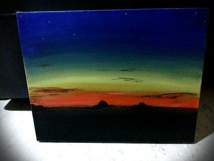 Big Sales! Assorted Original Canvas Paintings by Experience Artist