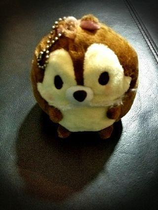 UFUFY - Chubby Chip Keychain Plushie