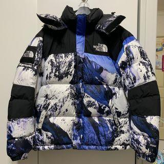 Supreme The North Face Mountain Baltoro Jacket 聯名 雪山 羽絨外套