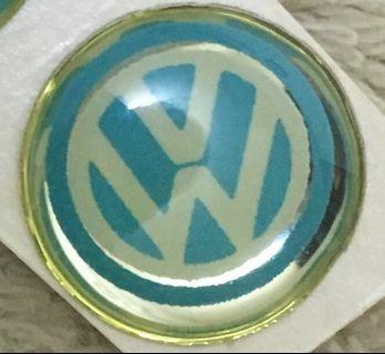 VW sticker