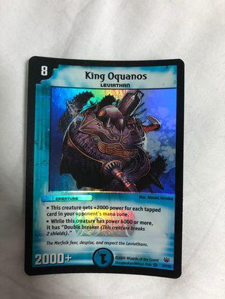 Duelmasters King Oquanos