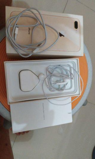 Iphone 8+ mulus