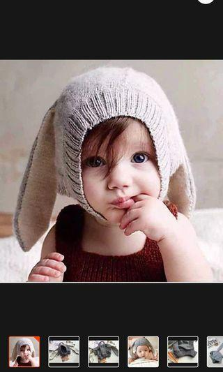 Topi bayi lucu