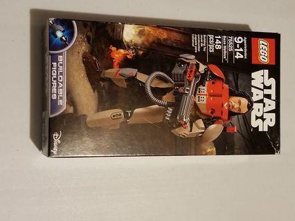 Lego Star Wars Baze Malbu