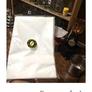 Paper filter water (manual brewing / oil ) 100 sheets