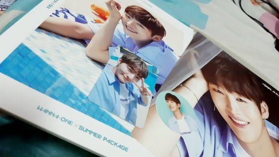 Yoon Jisung Summer Package Set