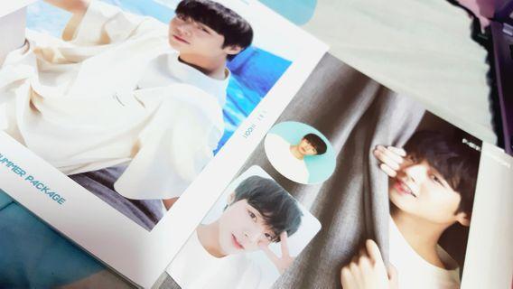 Park Jihoon Summer Package Set