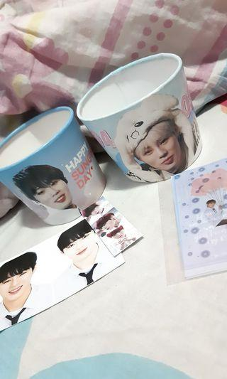 Ha Sungwoon cupholder from Korea