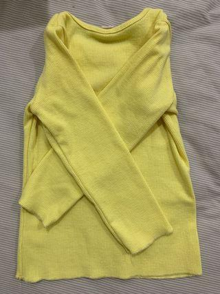 2 pcs Thin layer Long sleeve shirts