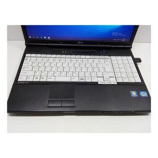 日本製 富士通 Fujitsu Notebook 筆電 15.6吋 Intel i5 Windows 10 LAPTOPS