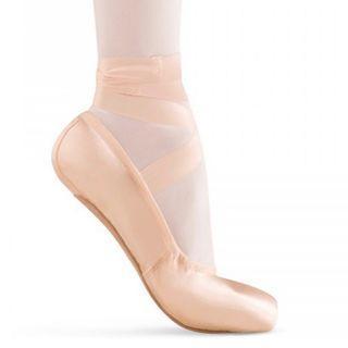 Bloch demi pointe shoes