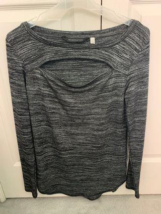Seven Sisters Grey Top Large