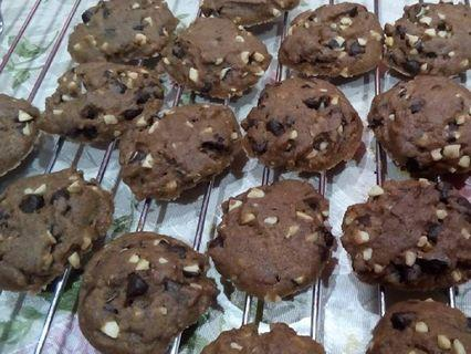 Homemade Famous Amos Cookies