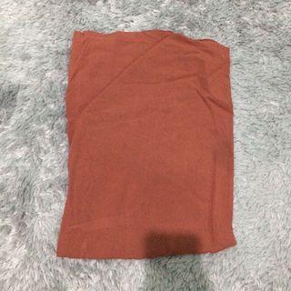 Colorbox Skirt (ZARA BERSKA PULLANDBEAR ZALORA H&M)