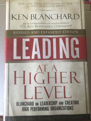 Leading At A Higher Level - Ken Blanchard
