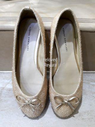 Yongki Komaladi sepatu cewe flatshoes