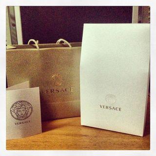 🚚 Versace Medusa belt
