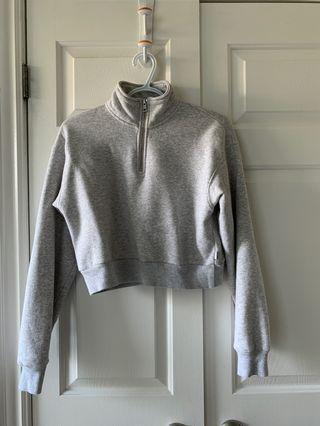TNA Monteview Sweater—Crop