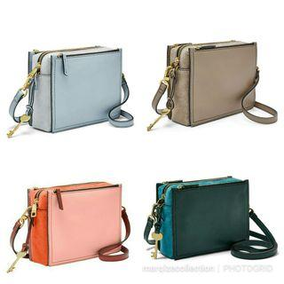 Lelong ❗Fossil campbell crossbody