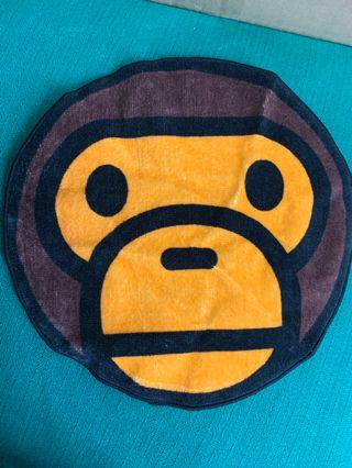 A Bathing Ape Milo毛巾
