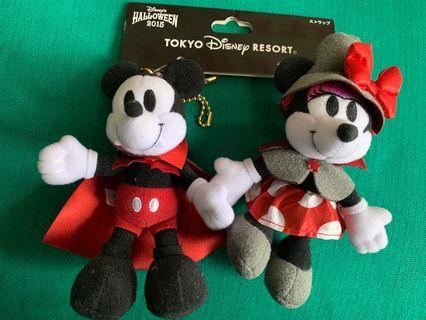 Tokyo Disneyland 米奇老鼠匙扣