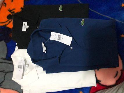 mens lacoste t shitts