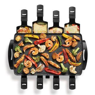 Starfrit The Rock 8 Person Reversible Party Grill
