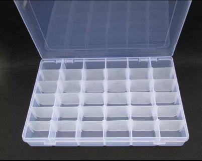 🚚 Organiser plastic box