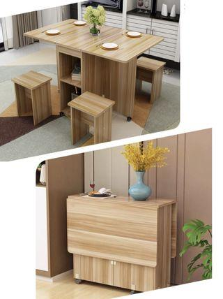 Foldable Dining Table (preorder)